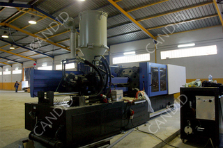 Candid High Effeciency Plastic Injection Machine